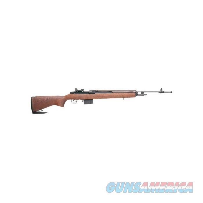 Springfield M1A 22''Bbl 7.62 (308 Win) 10 Rd OS Walnut  Guns > Rifles > Springfield Armory Rifles > M1A/M14