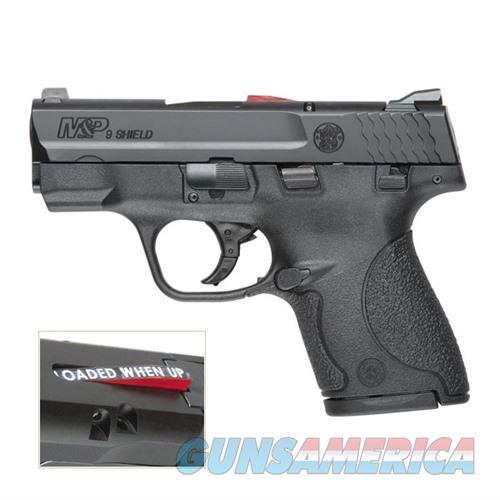 Smith & Wesson M&P Shield 9mm 3.1''  Bbl CA Compliant  Guns > Pistols > Smith & Wesson Pistols - Autos > Shield
