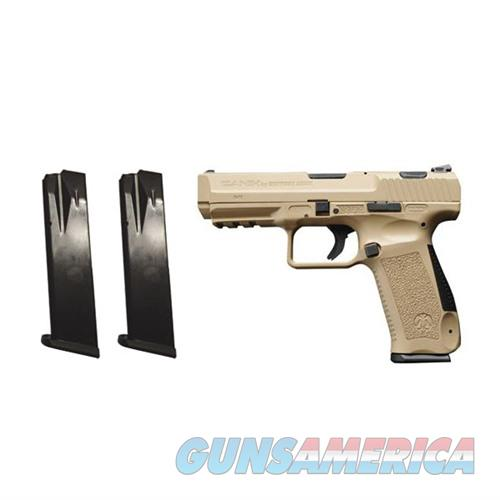 TP9SA Desert Pistol 9MM W/ Two Mec-Gar 18Rd Mags  Guns > Pistols > Century International Arms - Pistols > Pistols