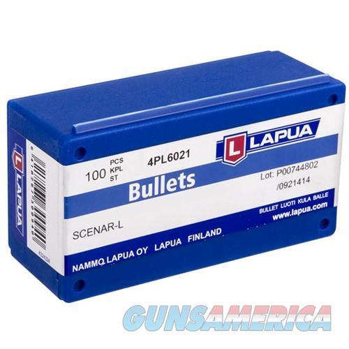 Lapua Bullets 7.62 mm SCENAR L 175gr 100/bx  Non-Guns > Reloading > Components > Bullets