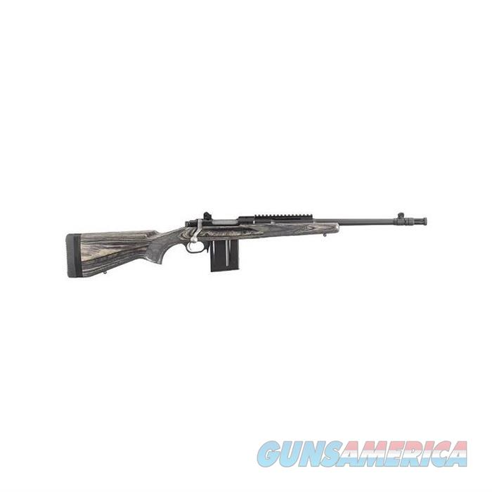 Ruger Bolt-Action Gunsite Scout Rifle 308 Win 16.1''bbl MBK  Guns > Rifles > Ruger Rifles > Model 77