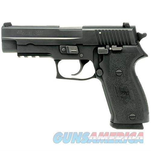 Sig Sauer P220 45 ACP  Guns > Pistols > Sig - Sauer/Sigarms Pistols > P220