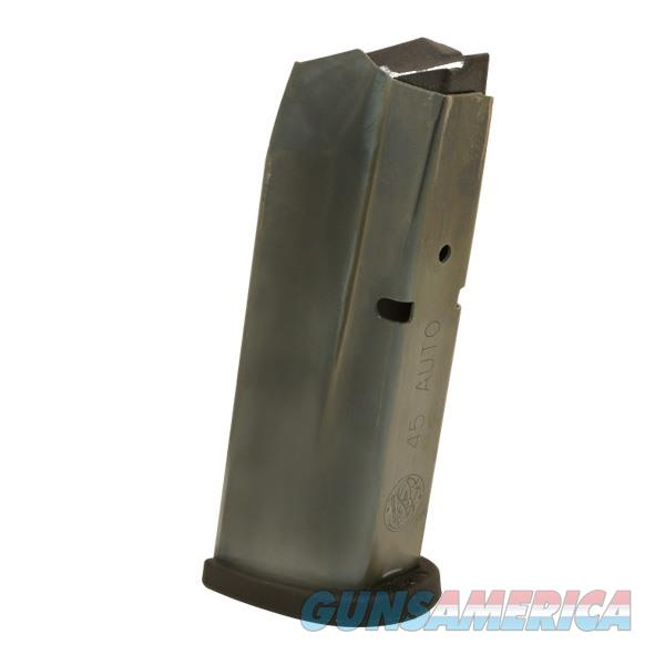 SW M&P Magazine, .45 Auto, Compact, 8 Round Black base plate  Non-Guns > Magazines & Clips > Pistol Magazines > Other