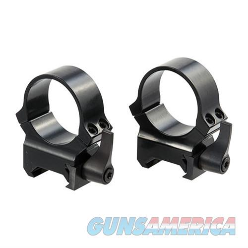 Leupold QRW 30mm High Rings-Gloss Black  Non-Guns > Scopes/Mounts/Rings & Optics > Mounts > Other