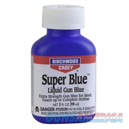 BC Super Blue Liquid Gun Blue 3 OZ  Non-Guns > Gunsmith Tools/Supplies