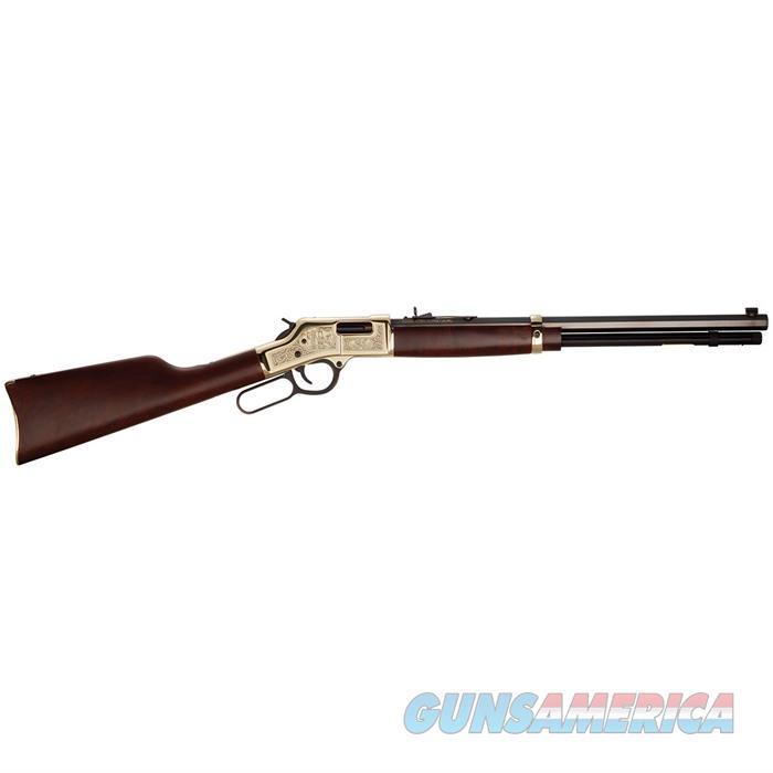 Henry Big Boy American Oilman Tribute Ed. .44Mag/Spl  Guns > Rifles > Henry Rifles - Replica