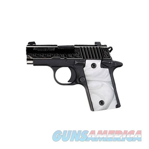 SIG SAUER P238 380 ACP WHITE PEARL W/6RD STEEL MAG  Guns > Pistols > Sig - Sauer/Sigarms Pistols > P238