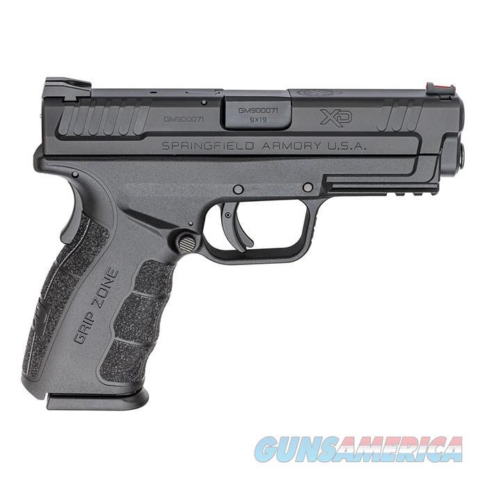 Springfield Xd Mod 2 4''Bbl 9Mm 16 Rd Black  Guns > Pistols > Springfield Armory Pistols > XD-Mod.2