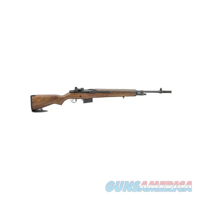 Springfield M1A 22''Bbl 7.62 (308 Win) 10 Rd Walnut  Guns > Rifles > Springfield Armory Rifles > M1A/M14