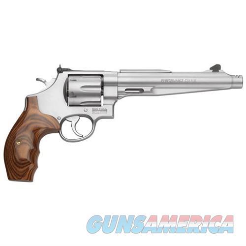 Smith & Wesson Performance Center Model 629 44 Mag 7.5'' SS  Guns > Pistols > Smith & Wesson Revolvers > Full Frame Revolver