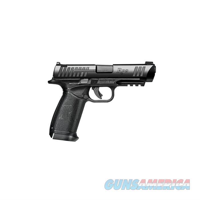 Rem RP9 Pistol 9mm Striker-Fired Black 10+1 Mag Capacity  Guns > Pistols > A Misc Pistols