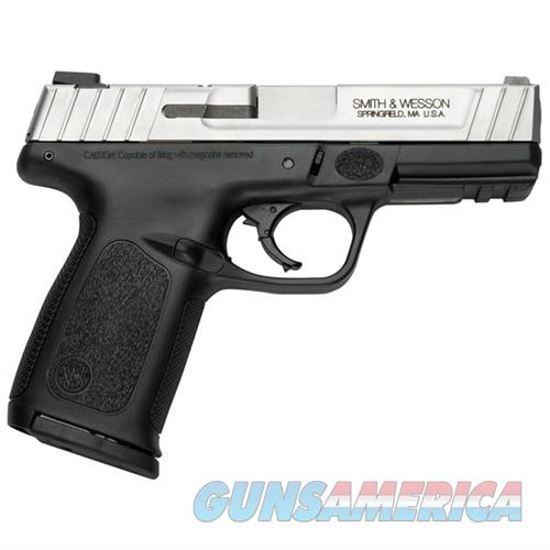 Smith & Wesson SD40 VE 40S&W 4''  Barrel Stainless  Guns > Pistols > Smith & Wesson Pistols - Autos > Polymer Frame