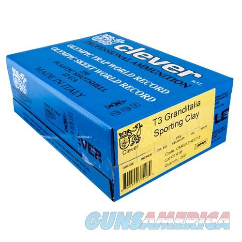 Clever Mirage Grand Italia T3 12ga 3dr 1oz #7.5 250/CS  Non-Guns > Ammunition