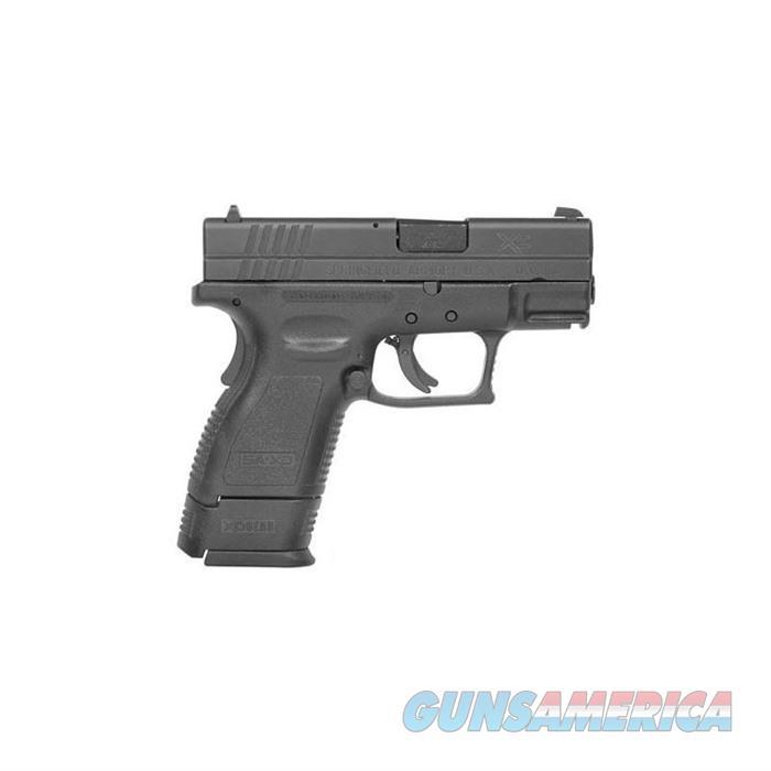 Springfield Xd 3''Bbl 40 S&W 9 Rd Black  Guns > Pistols > Springfield Armory Pistols > XD (eXtreme Duty)