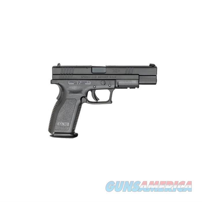 Springfield Xd Tactical 5''Bbl 40 S&W 10 Rd Black  Guns > Pistols > Springfield Armory Pistols > XD (eXtreme Duty)