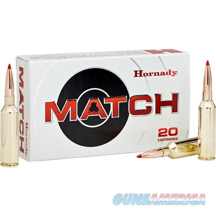 Hornady Ammo 6.5 PRC 147 GR ELD  MATCH 20/bx  Non-Guns > Ammunition