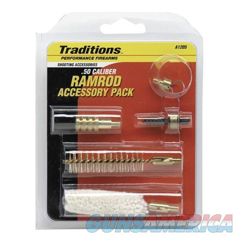 Traditions Ramrod Accessories Pack 50 Caliber  Non-Guns > Gunsmith Tools/Supplies