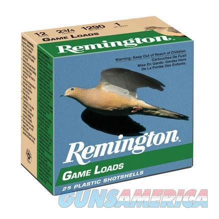 Remington Game Load 12ga 2.75'' 1oz #8 25/bx  Non-Guns > Ammunition