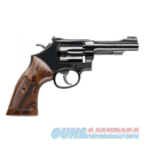 S&W 48 Revolver, .22 Mag,4  Bbl, 6Rd  Guns > Pistols > Smith & Wesson Revolvers