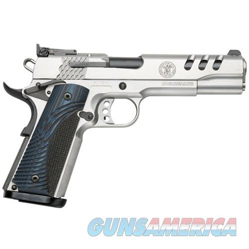 S&W Performance Center SW1911 45acp 5''  Barrel Stainless  Guns > Pistols > Smith & Wesson Pistols - Autos > Steel Frame
