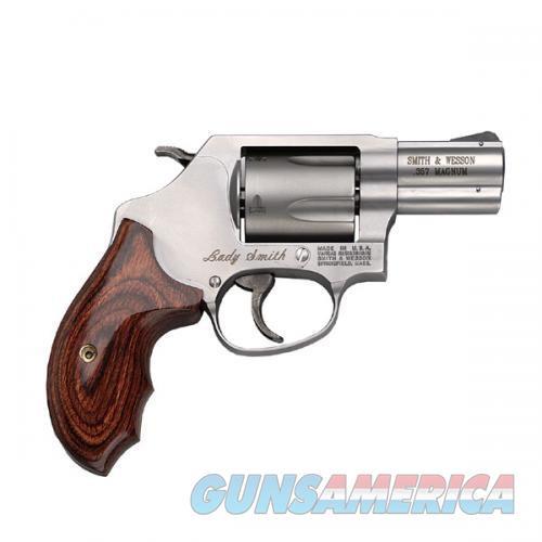 Sw 60 - Ladysmith  (Stainless) .357 Mag, .38 S&W Spl +P  Guns > Pistols > Smith & Wesson Revolvers