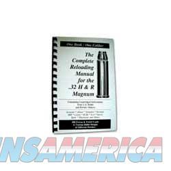 Loadbooks .32 H&R Magnum Each  Non-Guns > Books & Magazines