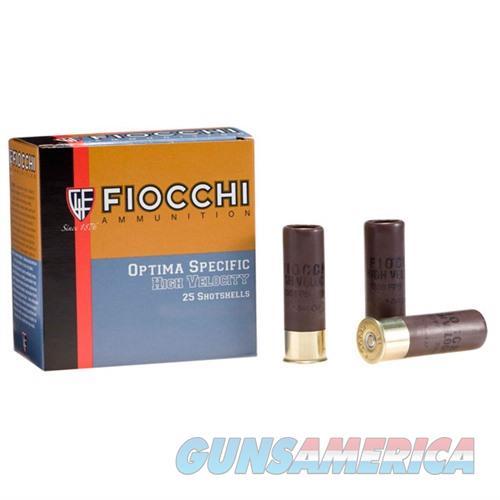 Fiocchi Hi Velocity 12ga 3'' 1-3/4oz #4 25/bx  Non-Guns > Ammunition