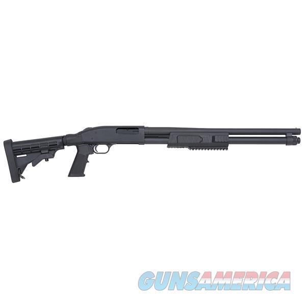 Mossberg 590 Flex Tactical 12Ga 20''  9-Rd  Guns > Shotguns > Mossberg Shotguns > Pump > Sporting