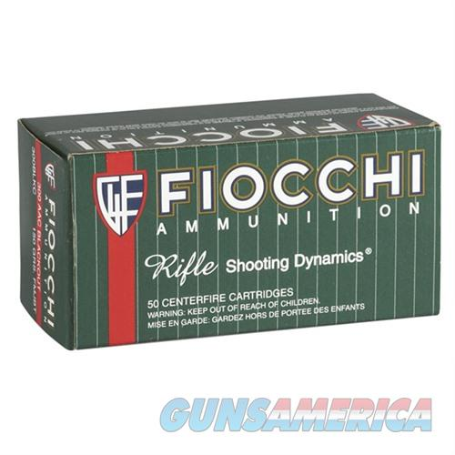 Fiocchi Ammo 300 BLK 150gr FMJBT 50/bx  Non-Guns > Ammunition