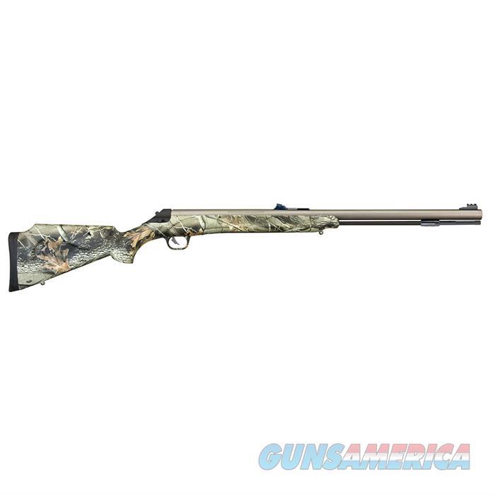 T/C Impact .50 Cal Muzzleloader Ws/Hardwoods  Guns > Rifles > Thompson Center Muzzleloaders > Inline Style