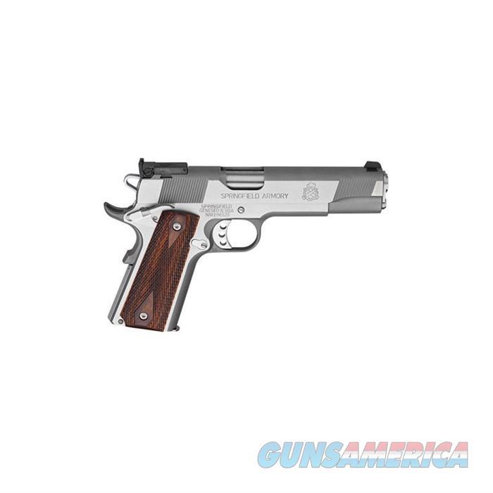 Springfield Target 1911 5''Bbl 45 Acp 7 Rd SS CA legal  Guns > Pistols > A Misc Pistols