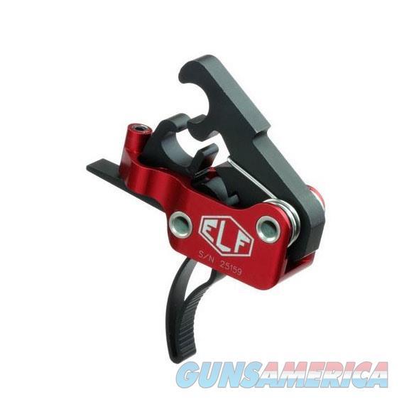 Elftmann AR-9 Curved Trigger  Non-Guns > Gun Parts > Rifle/Accuracy/Sniper
