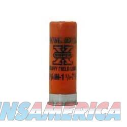 Winchester Ammo 12ga SX HvyField 3.25d 1.25oz  Non-Guns > Ammunition