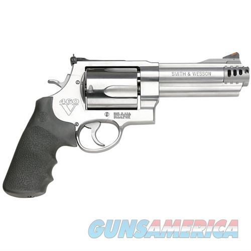 Smith & Wesson Model 460V 460 S&W 5'' Stainless  Guns > Pistols > Smith & Wesson Revolvers > Full Frame Revolver