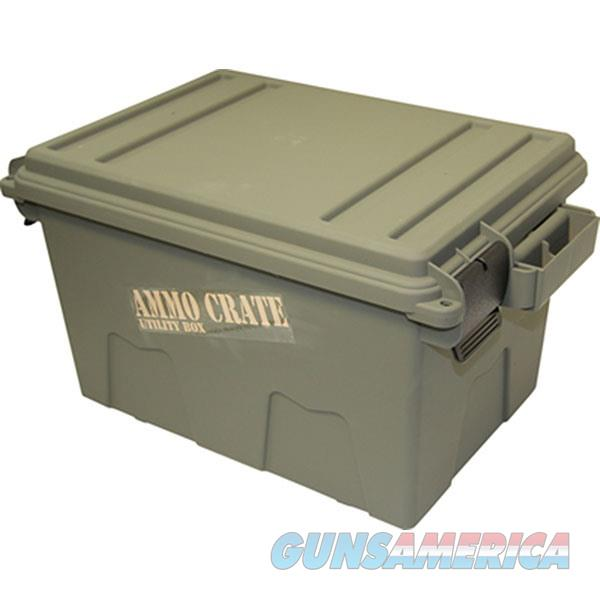 Ammo Crate 17.2 x 10.7 x 9.2'' Army Green  Non-Guns > Military > Cases/Trunks