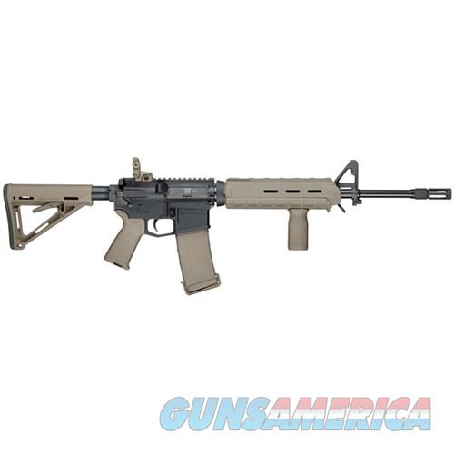 Smith & Wesson M&P15 MOE Mid Magpul Spec Series 5.56 16'' FDE  Guns > Rifles > Smith & Wesson Rifles > M&P