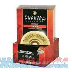 Federal Wing Shok HV 12ga 2.75'' 1-1/4oz #7.5 25/bx  Non-Guns > Ammunition