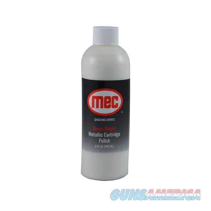 MEC Brass Bright Polish  Non-Guns > Reloading > Equipment > Metallic > Presses