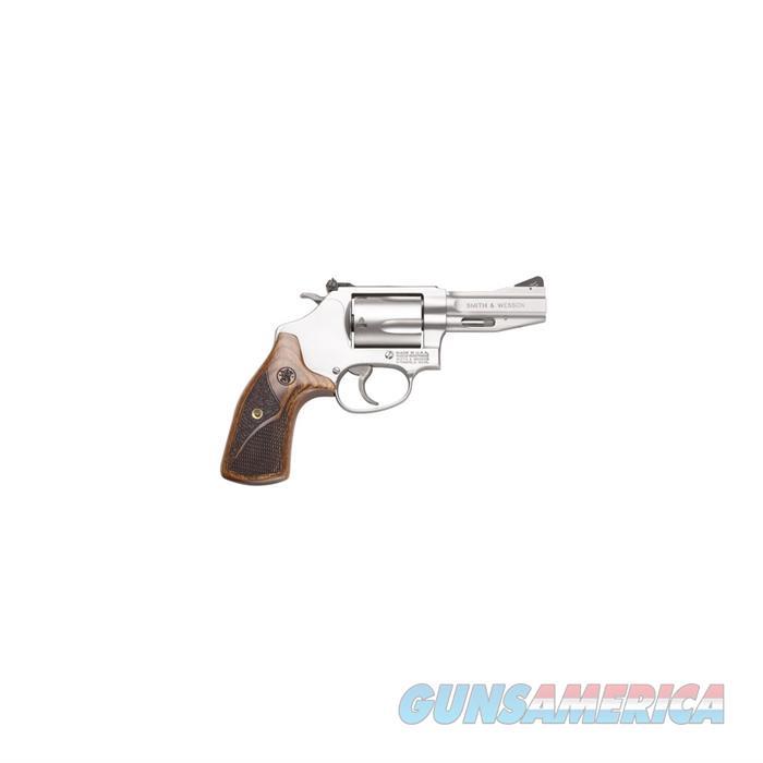 S&W Revolver M60 Pro Series .357 Mag SA/DA 5 Rounds 3'' Barrel  Guns > Pistols > Smith & Wesson Revolvers