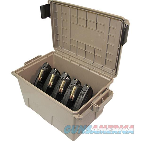 Tactical Mag Can -for 9 (30 Rd) AK-47 Magazines Dk Earth  Non-Guns > Military > Cases/Trunks