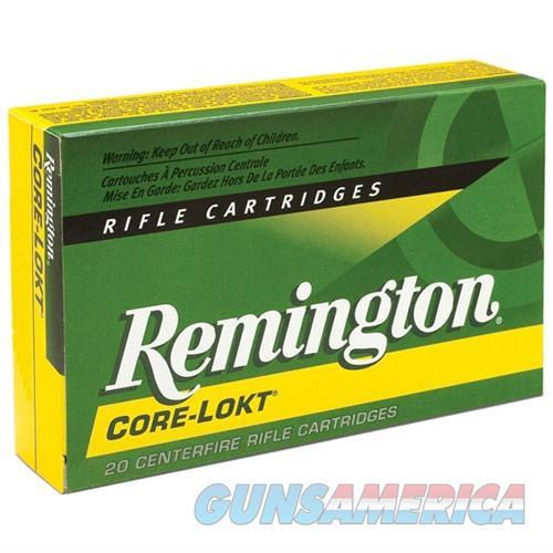 Remington High Performance 375 RUM 270gr SP 20/bx  Non-Guns > Ammunition