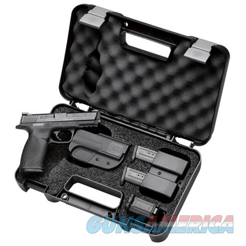 Smith & Wesson M&P9 9mm 4.25''  Bbl w/ Range Kit  Guns > Pistols > Smith & Wesson Pistols - Autos > Polymer Frame