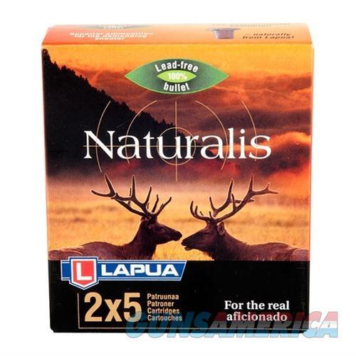 LAPUA AMMO 9.3X74R NATURALIS SOLID GR270,10/BX  Non-Guns > Ammunition