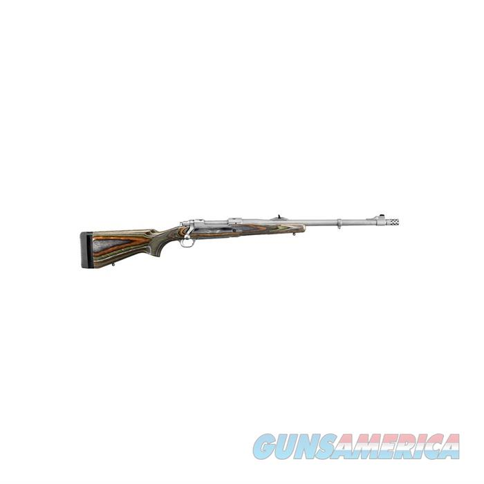 Ruger Bolt-Action Rifle Guide Gun 338 Win Mag 20''bbl Hawke  Guns > Rifles > Ruger Rifles > Model 77