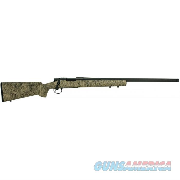 Remington 700 Stainless 5R Threaded Gen 2 24'' Bbl 300 Win Mag  Guns > Rifles > Remington Rifles - Modern > Model 700 > Sporting