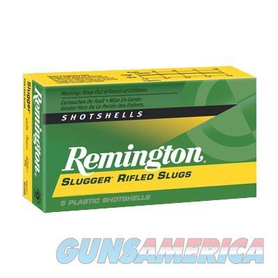 Remington Slugger 20ga 2.75'' 5/8oz Slug 5/bx  Non-Guns > Ammunition