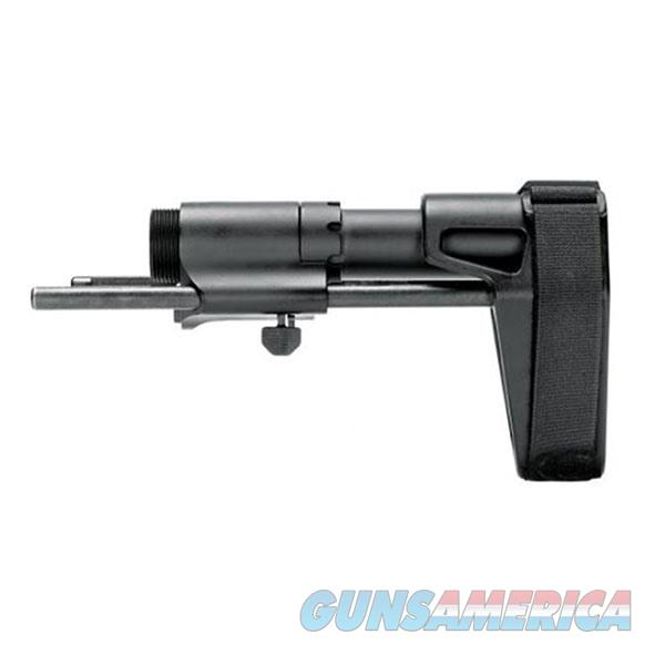 SB PDW Adjustable Pistol Stabilizing Brace Black  Non-Guns > Gun Parts > Rifle/Accuracy/Sniper