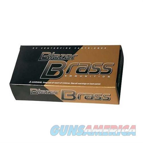 CCI Ammo 9MM 124gr.FMJ Blazer Brass  Non-Guns > AirSoft > Ammo