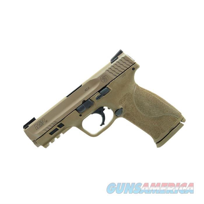 SW M&P40 M2.0 4.25'' BBL 15rd Truglo  Guns > Pistols > Smith & Wesson Pistols - Autos > Polymer Frame