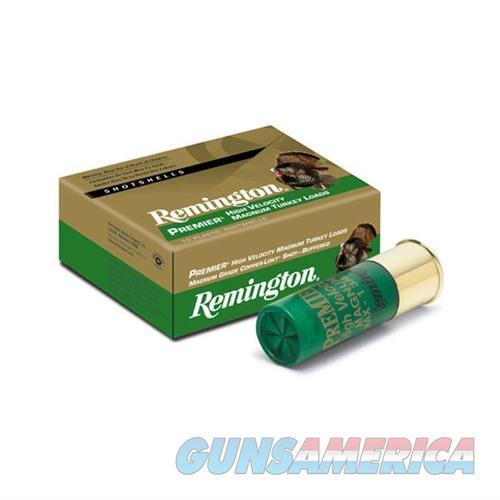Remington Premier HV Magnum Turkey 12ga 3.5'' 2oz #5 10/bx  Non-Guns > Ammunition